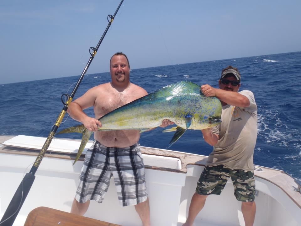 Outer banks nc sport charter fishing rigged up charters for Obx charter fishing